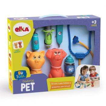 Doutor (a) Pet Elka Brinquedos