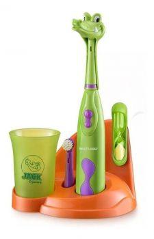 Escova Dental Infantil Premim Jacare Multilaser