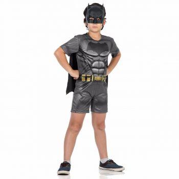 Fantasia Batman Pop Com Musculos Novo Batman Vs Superhomem