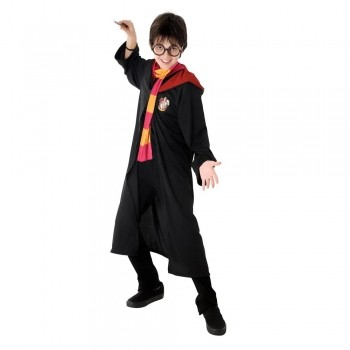 Fantasia Harry Potter Infantil Sulamericana