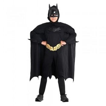 Fantasia Infantil Batman Beware Premium - Sulamericana
