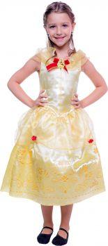 Fantasia Infantil Princesa Bela Clássica