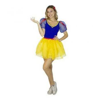 Fantasia Princesas Disney Ariel Branca De Neve Cinderela Original