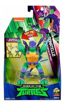 Boneco Action Figure Tartarugas Ninjas Donatello Com Som 2041