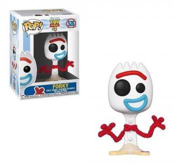 Forky Garfinho - Toy Story 4 - Disney Pop! Funko #528