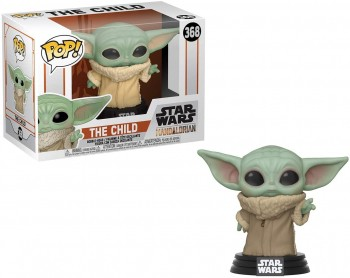 Funko Pop! Baby Yoda The Child 368 The Mandalorian Star Wars