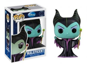 Funko Pop! Disney - Malévola - Maleficent #09