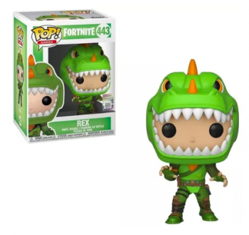 Funko Pop! - Fortnite - Rex #443