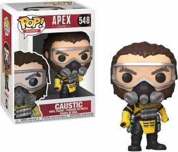 Funko Pop! Games - Apex Legends - Caustic #548