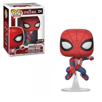 Funko Pop! Games: Spider-man Gamerverse - Spider-man #334