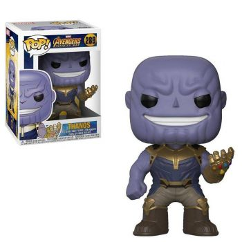 Funko Pop Marvel Avengers Infinity War 289 Thanos Novo