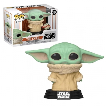 Funko Pop Star Wars Mandalorian The Child Baby Yoda 384
