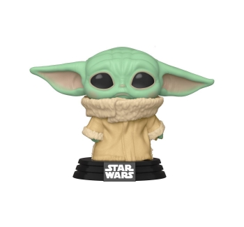 Funko Pop Star Wars Mandalorian The Child Baby Yoda 384
