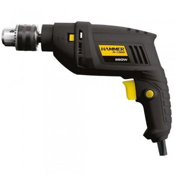 Furadeira De Impacto Hammer 3/8 Pol 550w 110v/220v Profissional