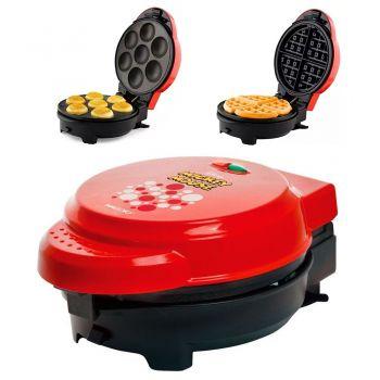 Grill Cupcake Omeleteira Crepeira E Waffle Mickey Mallory