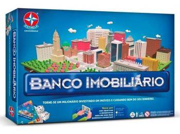 Jogo Classico Banco Imobiliário Com Aplicativo App