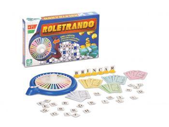 Jogo Clássico Roletrando Original - Nig Brinquedos