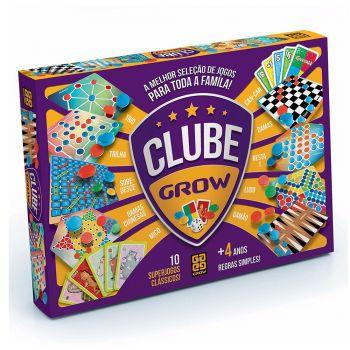 Jogo Clube Grow Grow