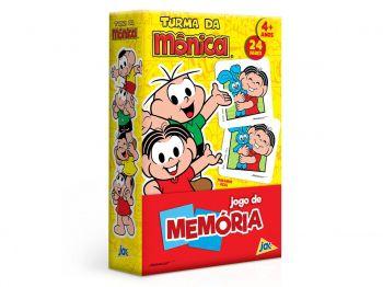 Jogo Da Memória Turma Da Mônica Toyster 2559