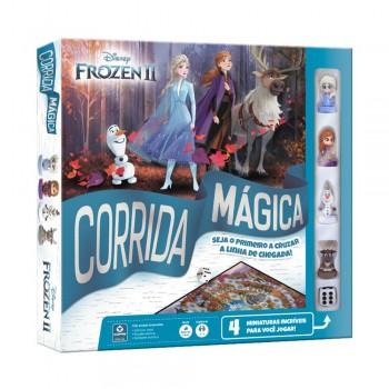 Jogo De Tabuleiro Corrida Mágica Disney Frozen 2 - Copag