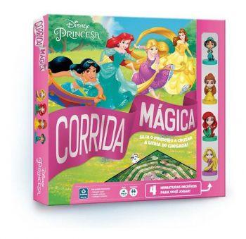 Jogo De Tabuleiro Corrida Mágica Princesas Disney Copag