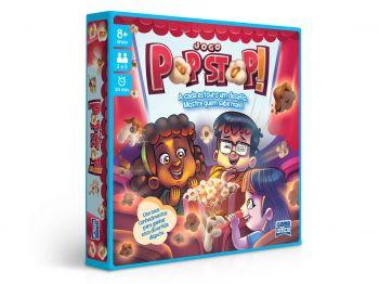 Jogo De Tabuleiro Pop Stop Toyster Gameoffice Novo Original