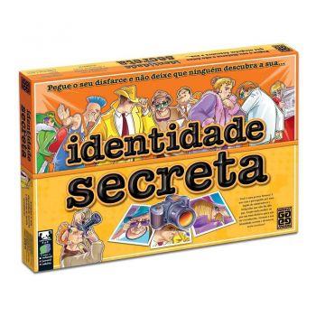 Jogo Identidade Secreta Grow