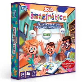 Jogo Imaginético Tabuleiro - Toyster 2757