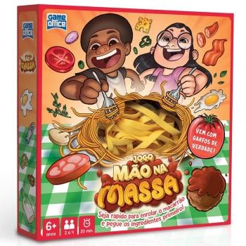 Jogo Infantil Mão Na Massa Game Office 2716