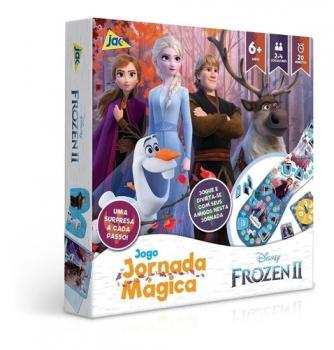 Jogo Jornada Mágica Frozen