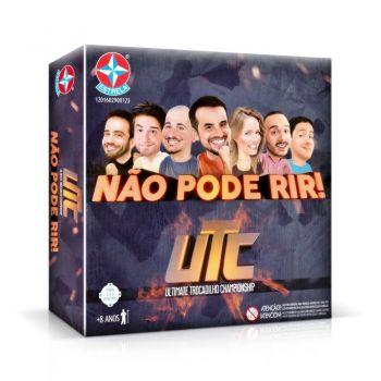 Jogo Não Pode Rir! Utc Original - Estrela