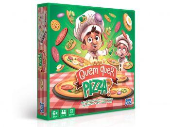 Jogo Quem Quer Pizza? Toyster