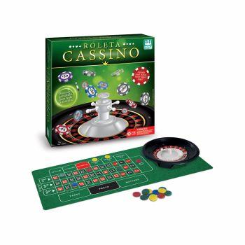 Jogo Roleta Cassino - Nig Brinquedos