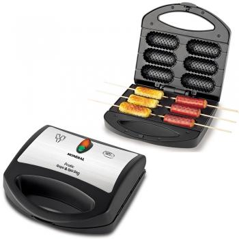 Máquina De Crepe Crepeira e Hot Dog Pratic Mondial CP-01