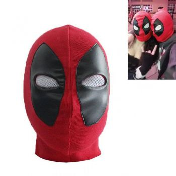 Máscara Deadpool Cosplay Marvel Gorro Balaclava Alta Qualida