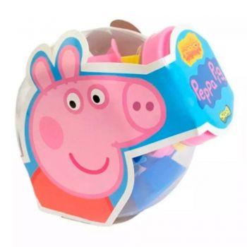 Massa De Modelar - Ki-massa - Peppa Pig - Festa Do Cupcake
