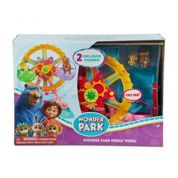 Nova Roda Gigante O Parque dos Sonhos Wonder Park Sunny 2006