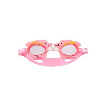 Óculos Natação Bichinhos Infantil Rosa Mor Promoção