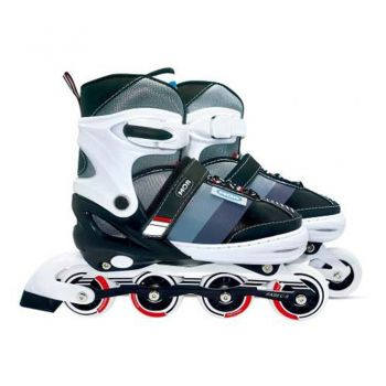 Patins Roller Row Semi-pro Cinza M (34-37) - Mor