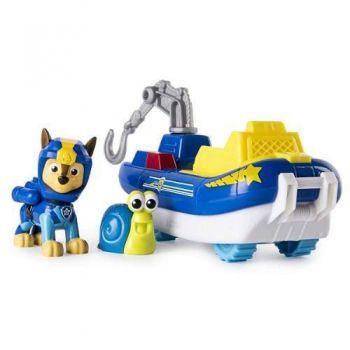 Patrulha Canina Com Veículo Sea Patrol Paw Patrol A Escolher
