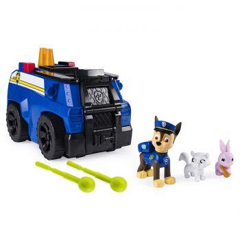 Patrulha Canina Playset 2 Em 1 Cenário Chase Sunny 1386