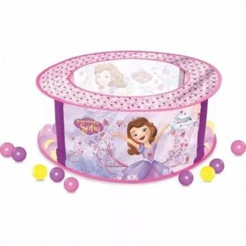 Piscina De Bolinha Princesa Sofia Lider Disney