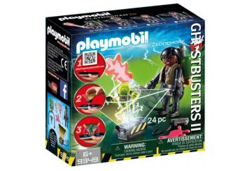 Playmobil 9349 - Ghostbusters Winston Zeddemore