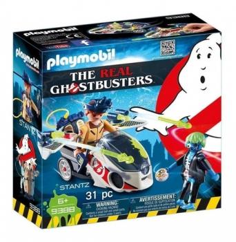 Playmobil Caça Fantasmas Bike 9388 Ghostbusters 1765 Sunny