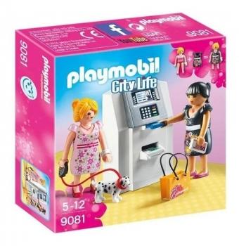Playmobil - Caixa Eletrônico 9082 - 1719 Sunny