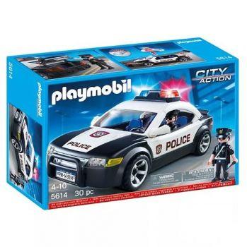Playmobil - City Action - Carro De Polícia - 5614 - Sunny