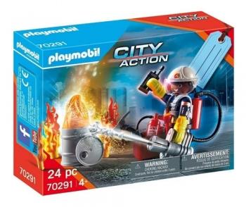 Playmobil City Action Gift Set Bombeiros - Sunny 2523