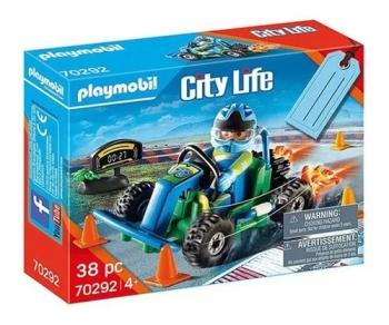 Playmobil Corrida Kart Go-kart-race Sunny 2524