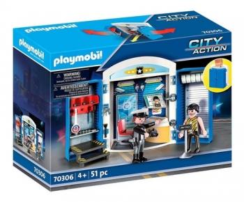 Playmobil Gift Set Estação Policial Sunny - 2527