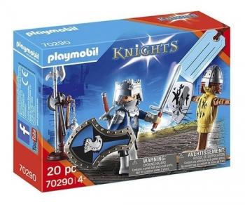 Playmobil Knights Gift Set Cavalheiros - Sunny 2522